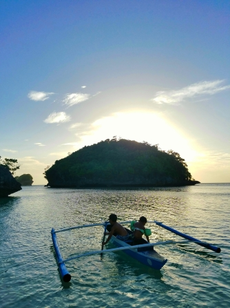 Sunset in Guimaras